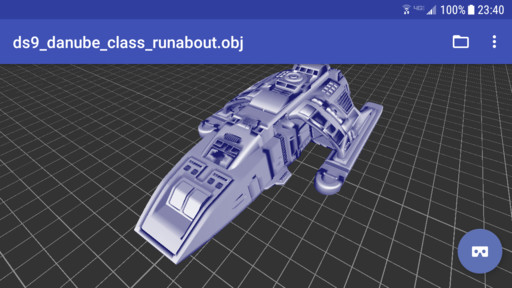 A simple 3D model viewer for your Android device – Dmitry Brant